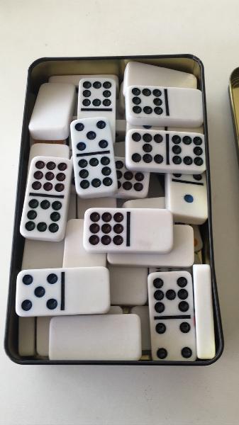 Dominó 55 piezas