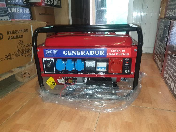 Generador de luz 12.000 wattios nuevo precintado