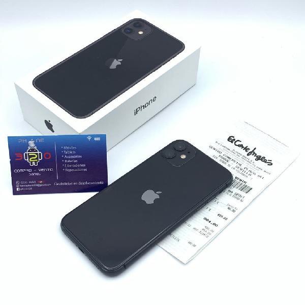 Iphone 11 128gb original factura garantía