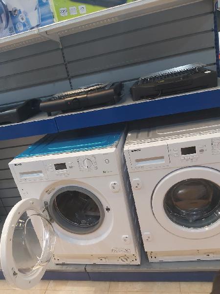 Lavadora integrable beko 8k