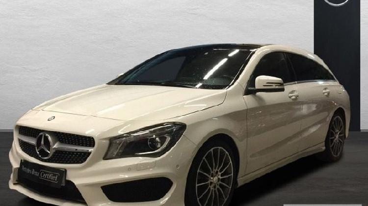 Mercedes-benz clase cla shooting brake 220cdi 7g-dct