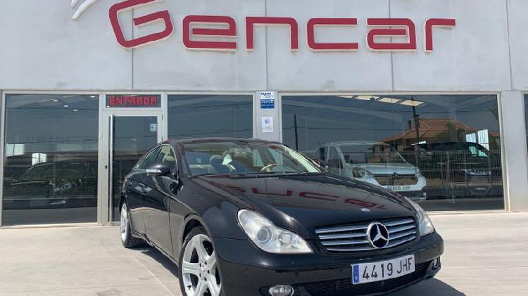 Mercedes-benz clase cls 320cdi aut.