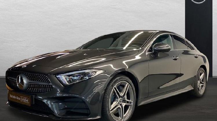 Mercedes-benz clase cls 350 d 4m coupé[0-800]