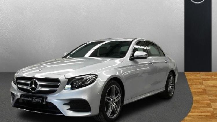 Mercedes-benz clase e 220 d berlina