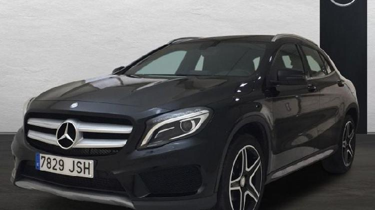 Mercedes-benz clase gla 200 cdi / d amg line