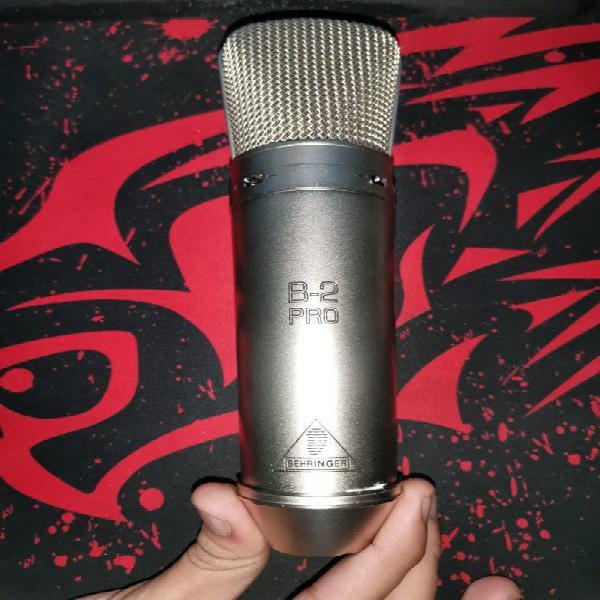 Micrófono condensador b2 pro behringer