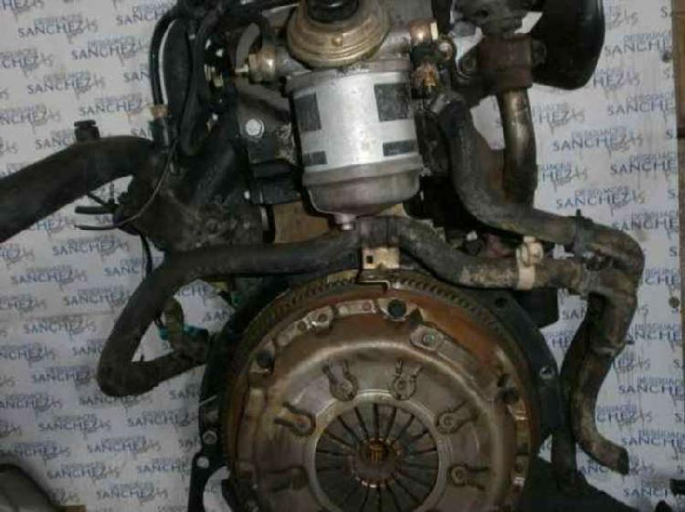 Motor completo ford fiesta berl./courier
