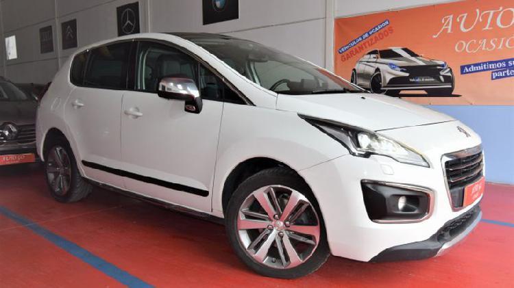 Peugeot 3008 2.0hdi fap allure aut. 160