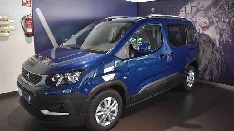 Peugeot rifter 1.5 bluehdi nav