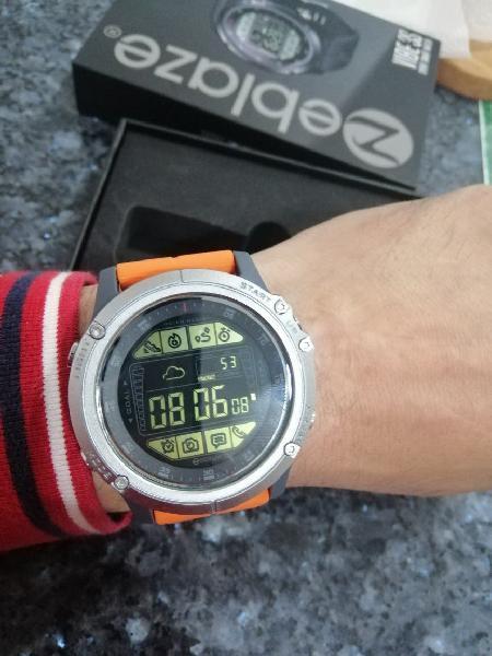 Reloj inteligente vibe 3s