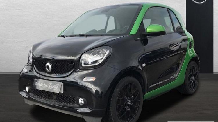 Smart fortwo coupé electric drive passion