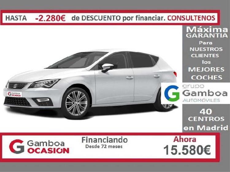 Seat leon 2019 gasolina 150cv
