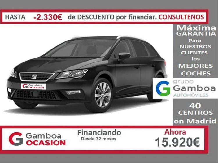 Seat leon st 2019 gasolina 150cv