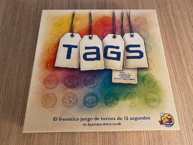 Tags juego de mesa en español