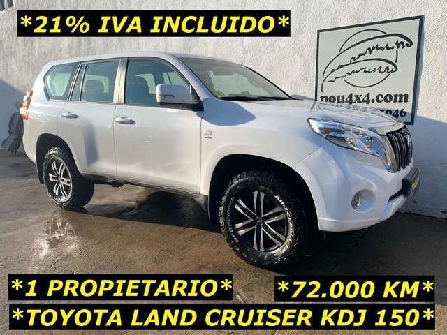 Toyota land cruiser d-4d vx '14