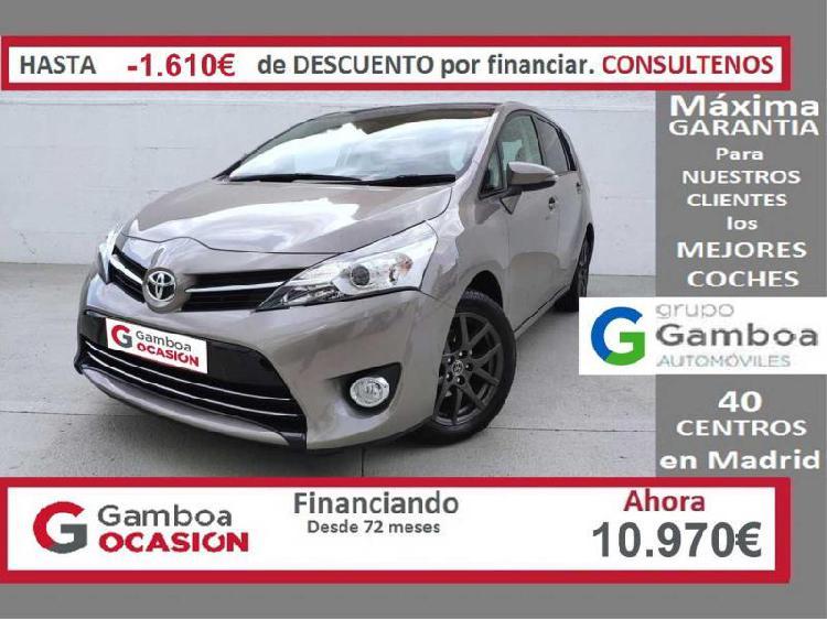 Toyota verso 2015 gasolina 132cv