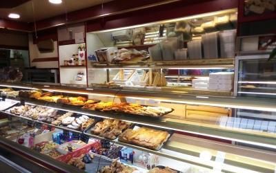 Traspaso despacho pan bolleria cafeteria en valencia capital