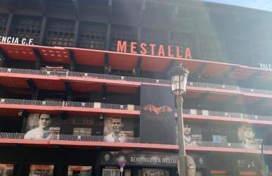 Traspaso restaurante en valencia capital frente al mestalla