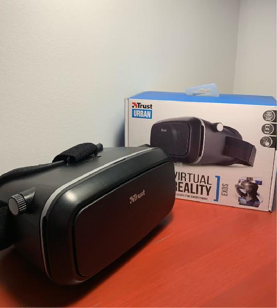 Trust urban exos - gafas 3d de realidad virtual pa