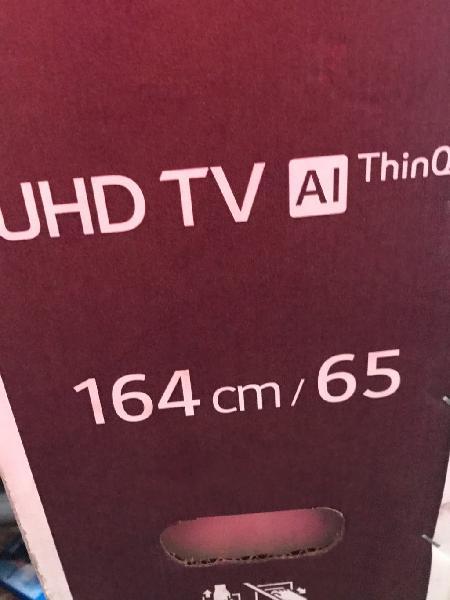 Tv plasma 65 pulgadas precintada