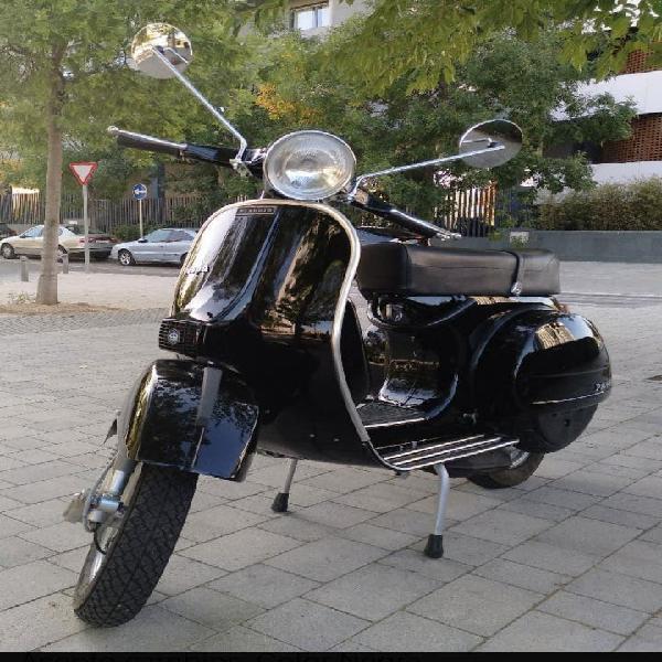 Vespa ds 200 (p200e) año 1980