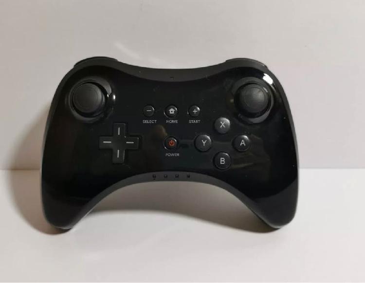 Wii u mando pro como nuevo