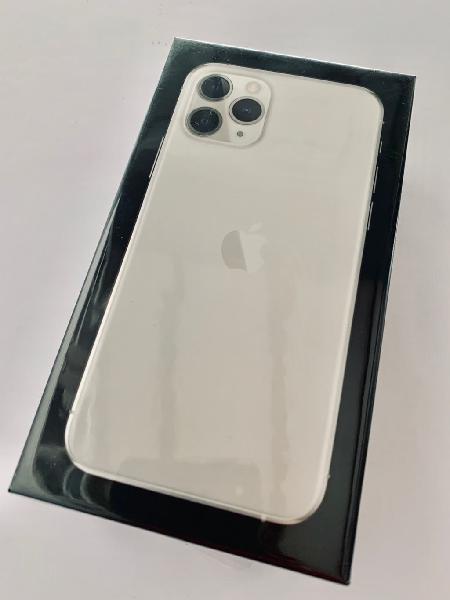 Iphone 11 pro 64gb silver precintado!!!