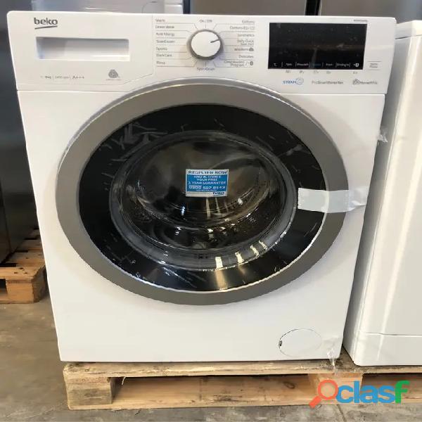 Lavadora de 8kg 1400 rpm a+++
