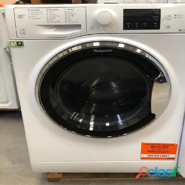 Lavadora secadora hotpoint