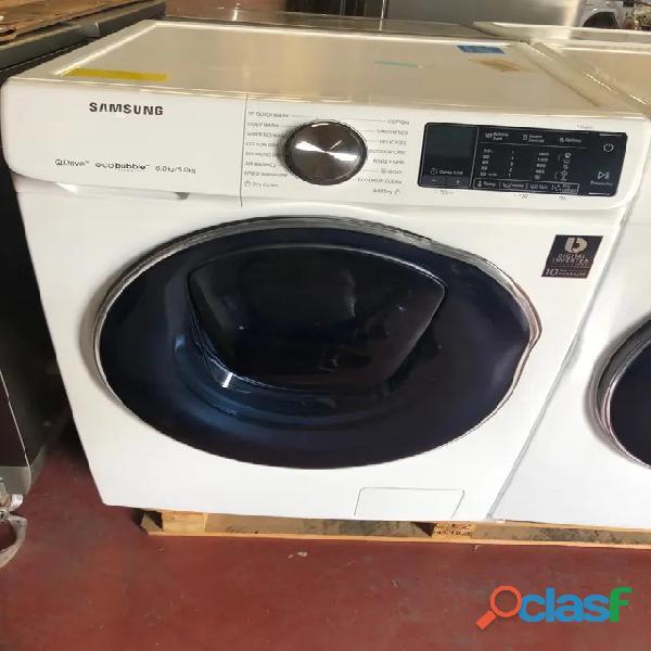 Lavadora Secadora Samsung 8+5 Quick Drive 1