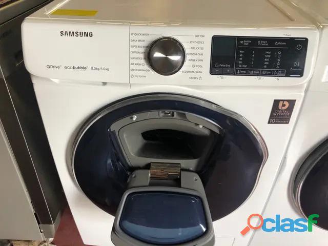 Lavadora Secadora Samsung 8+5 Quick Drive 3