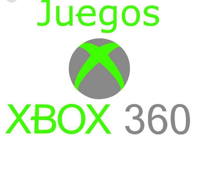 Pack juegos xbox360 como nuevos