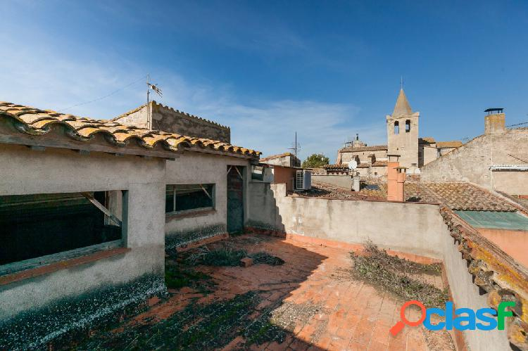 Proyecto para rehabilitar casa de piedra en san sadurni de l'heura