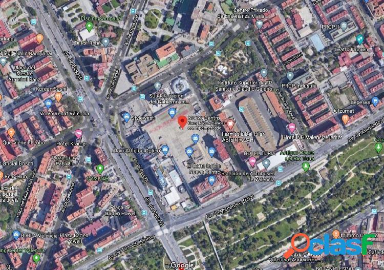 Solar en distrito de campanar (valencia capital) para inversor/constructor/promotor