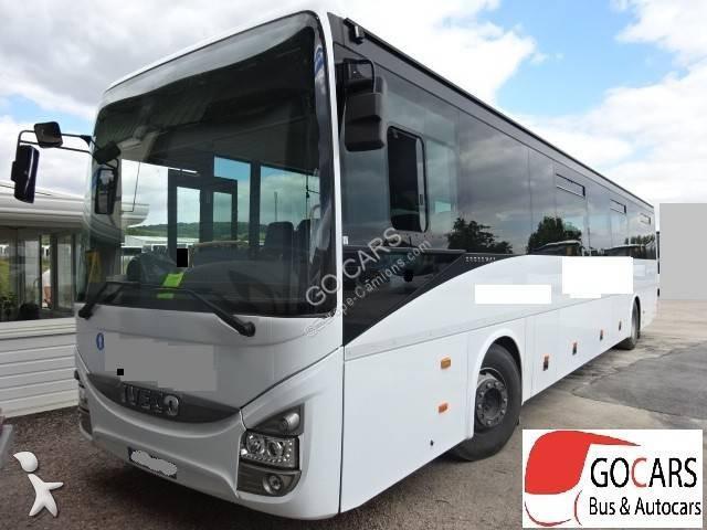 Autocar Irisbus transporte escolar Recreo CROSSWAY 63PL EURO