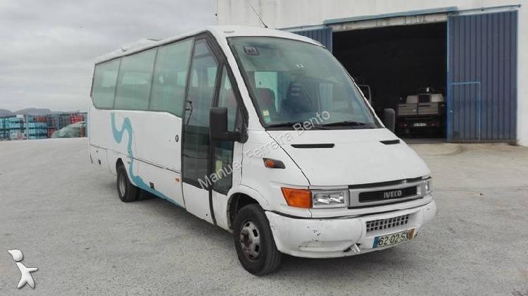 Autocar Iveco de turismo 30C13S Euro 3 usado