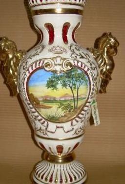 Bucaro de ceramica