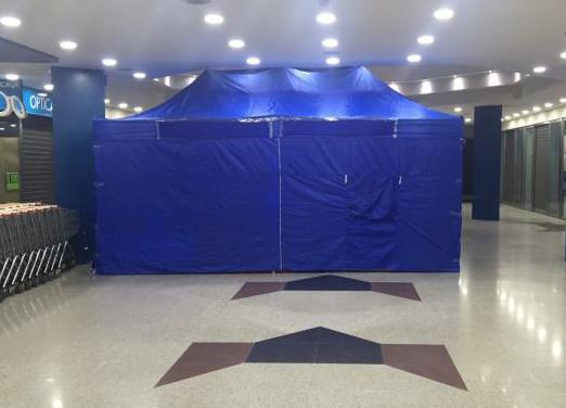 CARPA COCHERA 6X3