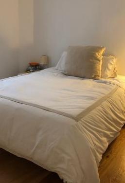 Cama. somier colchón