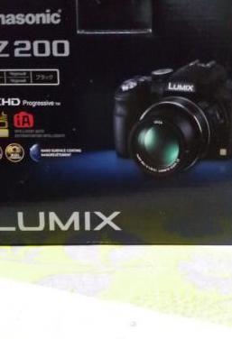 Camara panasonic lumix fz-200