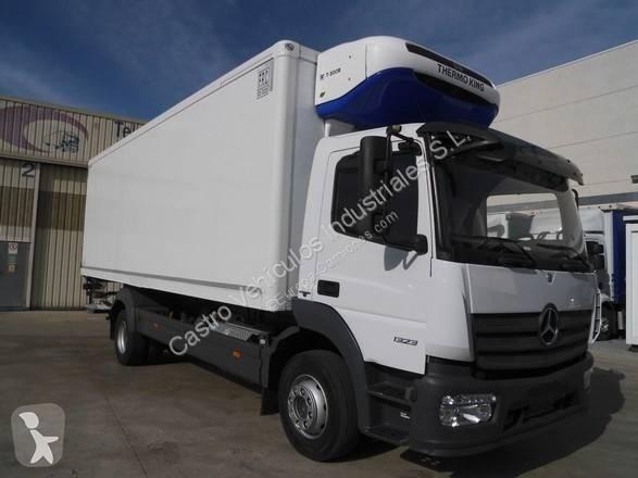Camión Mercedes frigorífico Thermoking Atego 1323 4x2
