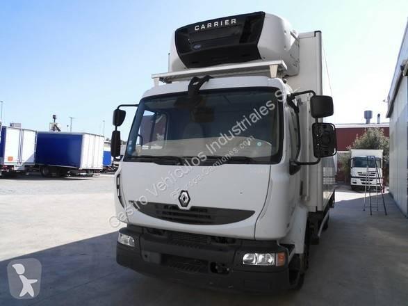 Camión Renault frigorífico Carrier Midlum 220.12 4x2