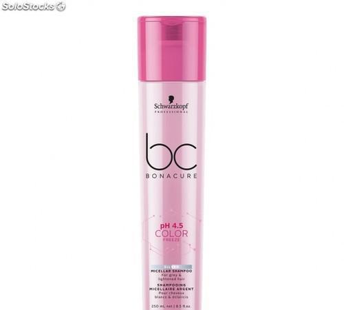 Champu color freeze cabello blanco 250ML bonacure