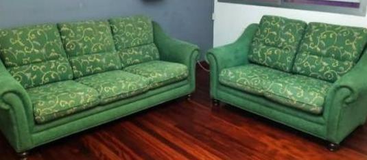 Conjunto de sofás 3 plazas 2 plazas