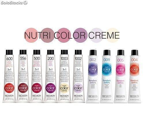 Crema nutri color 100ML. Revlon