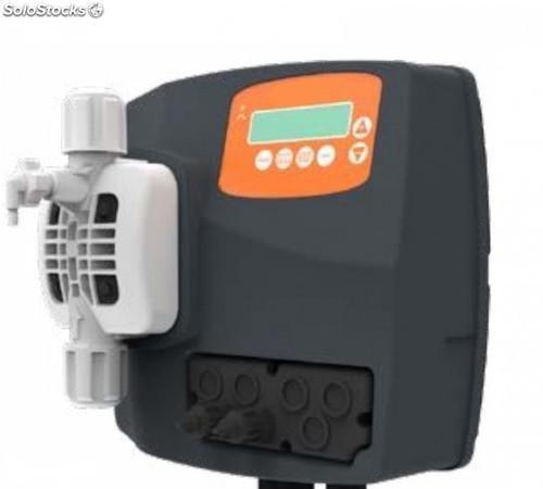 Dosificadora Electromagnética caudal regulable 10 litros