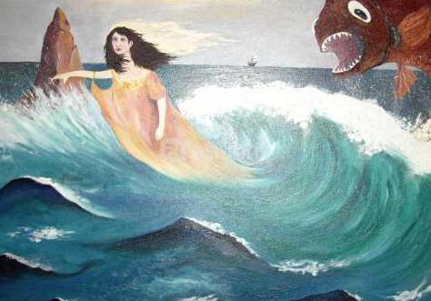 El espíritu del mar