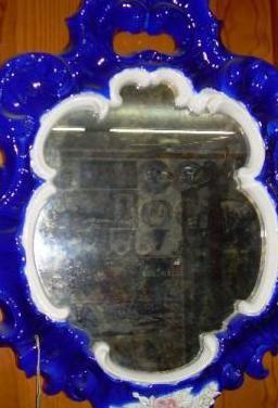 Espejo de ceramica