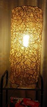 Lámpara/làmpada de sobretaula