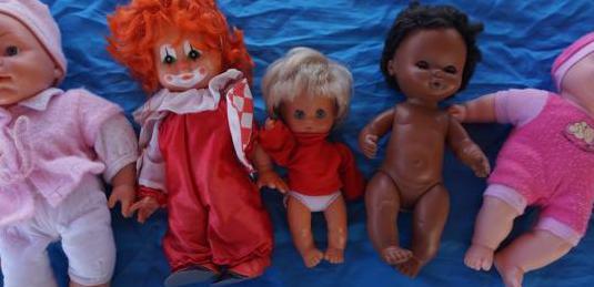Muñecas antiguas ver fotos